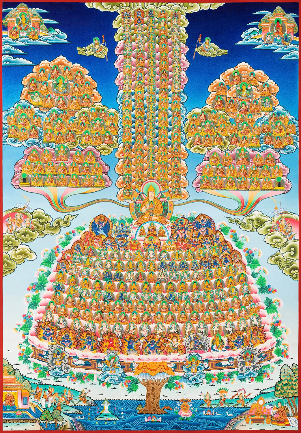 Lineage Tree
