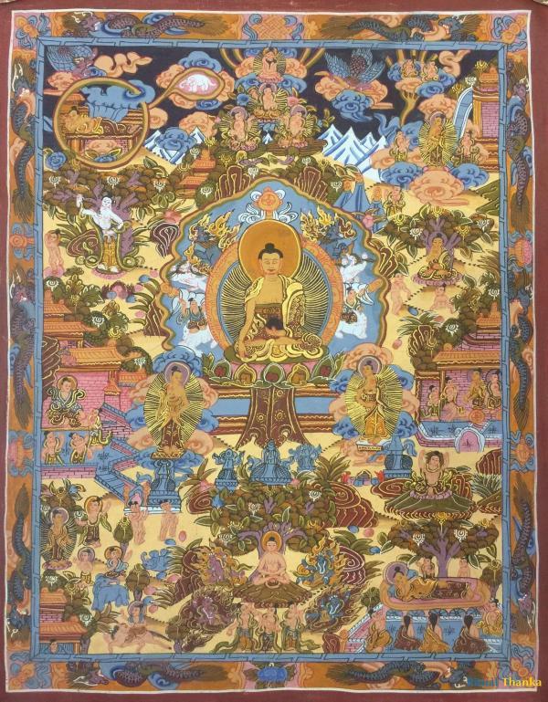 Buddha Life Story