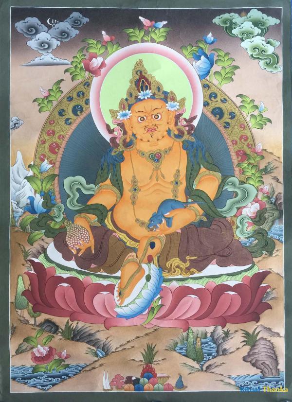 Dzambala Thanka