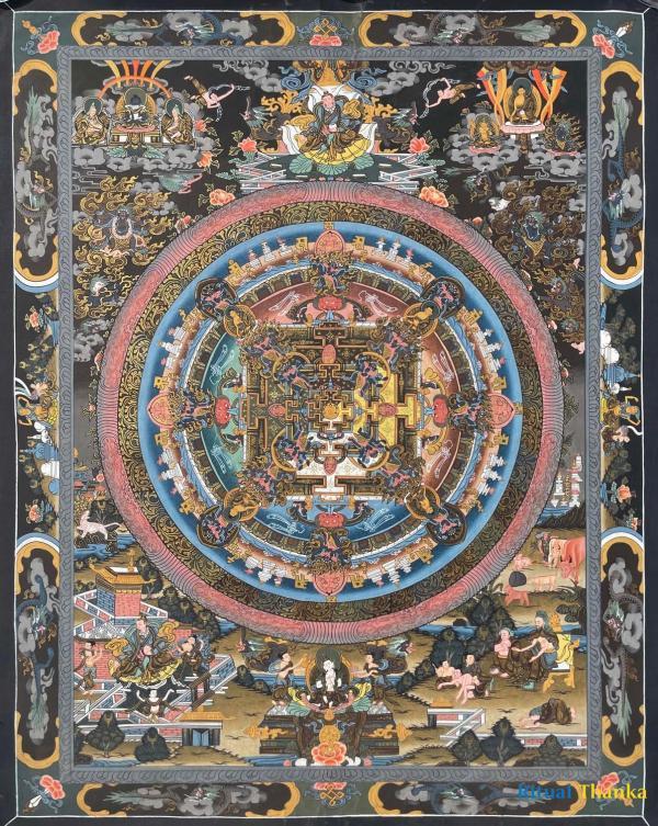 Mandala Thangka